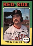 1975 Topps #612  Terry Hughes  Front Thumbnail