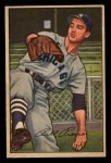 1952 Bowman #54  Bill Pierce  Front Thumbnail