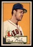 1952 Topps #54 RED Leo Kiely  Front Thumbnail