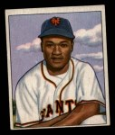 1950 Bowman #174  Hank Thompson  Front Thumbnail