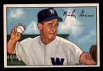 1952 Bowman #174  Mickey Grasso  Front Thumbnail