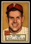 1952 Topps #59  Robin Roberts  Front Thumbnail
