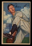 1952 Bowman #71  Vern Law  Front Thumbnail