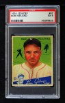 1934 Goudey #67  Bob Weiland  Front Thumbnail