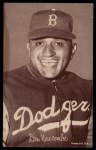 1947 Exhibits BRK Don Newcombe   Front Thumbnail