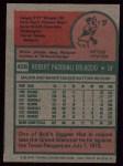 1975 Topps #456  Bob Coluccio  Back Thumbnail