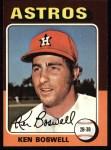 1975 Topps #479  Ken Boswell  Front Thumbnail