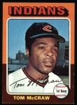 1975 Topps #482  Tom McCraw  Front Thumbnail