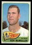 1965 Topps #319  Ken McMullen  Front Thumbnail