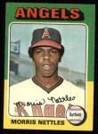 1975 Topps #632  Morris Nettles  Front Thumbnail