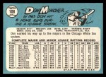 1965 Topps #108  Don Mincher  Back Thumbnail