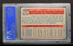 1957 Topps #272  Bobby Shantz  Back Thumbnail