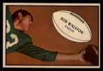 1953 Bowman #79  Bob Walston  Front Thumbnail