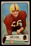 1954 Bowman #15  Harry Ulinski  Front Thumbnail