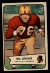 1954 Bowman #83  Paul Lipscomb  Front Thumbnail