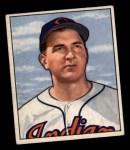 1950 Bowman #233 CPR Allie Clark  Front Thumbnail