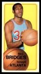 1970 Topps #71  Bill Bridges   Front Thumbnail