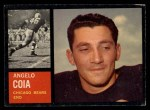 1962 Topps #20  Angelo Coia  Front Thumbnail