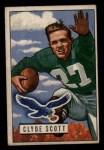 1951 Bowman #120  Clyde Scott  Front Thumbnail