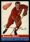 1954 Topps #9  Benny Woit  Front Thumbnail