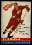 1954 Topps #52  Earl Reibel  Front Thumbnail