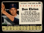 1961 Post #200 BOX Don Elston   Front Thumbnail