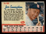 1962 Post #160  Joe Cunningham   Front Thumbnail