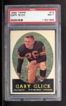1958 Topps #19  Gary Glick  Front Thumbnail