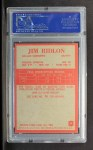1965 Philadelphia #54  Jim Ridlon  Back Thumbnail