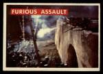 1956 Topps Davy Crockett #60 GRN  Furious Assault  Front Thumbnail