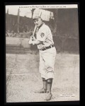 1909 M101-2 Sporting News Supplements   -  Honus Wagner 9/23/ Front Thumbnail