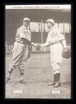 1909 M101-2 Sporting News Supplements   -  Cy Young / Louis Criger 7/25/ Front Thumbnail