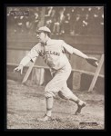 1910 M101-2 Sporting News Supplements   -  Addie Joss 1/27/ Front Thumbnail
