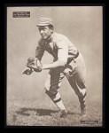 1910 M101-2 Sporting News Supplements   -  Home Run Baker 9/15/ Front Thumbnail