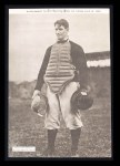 1909 M101-2 Sporting News Supplements   -  Roger Bresnahan 7/22/ Front Thumbnail
