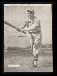 1909 M101-2 Sporting News Supplements   -  Nap Lajoie 8/19/ Front Thumbnail
