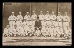 1910 M101-2 Sporting News Supplements   November 24,  - Philadelphia Athletics Team Front Thumbnail