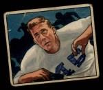 1950 Bowman #87  Robert Reinhard  Front Thumbnail