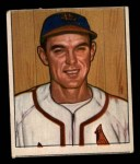 1950 Bowman #238 CPR Vernal 'Nippy' Jones  Front Thumbnail