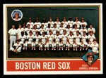 1976 Topps #118   -  Darrell Johnson Red Sox Team Checklist Front Thumbnail