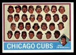 1976 Topps #277   -  Jim Marshall Cubs Team Checklist Front Thumbnail