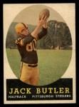 1958 Topps #76  Jack Butler  Front Thumbnail