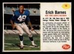 1962 Post #16  Erich Barnes  Front Thumbnail