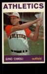 1964 Topps #26  Gino Cimoli  Front Thumbnail