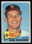 1965 Topps #342  Bob Rodgers  Front Thumbnail