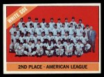 1966 Topps #426   White Sox Team Front Thumbnail
