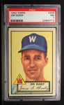 1952 Topps #309  Jim Busby  Front Thumbnail