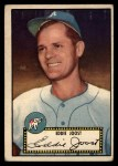 1952 Topps #45  Eddie Joost  Front Thumbnail