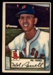 1952 Topps #30  Mel Parnell  Front Thumbnail