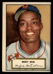 1952 Topps #26 RED Monte Irvin  Front Thumbnail